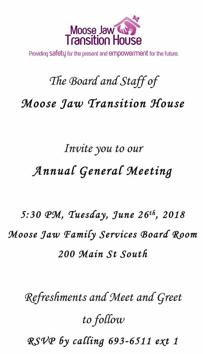 AGM invitation 2018